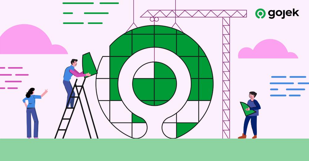 Gojek's Rebrand Story: The New Logo