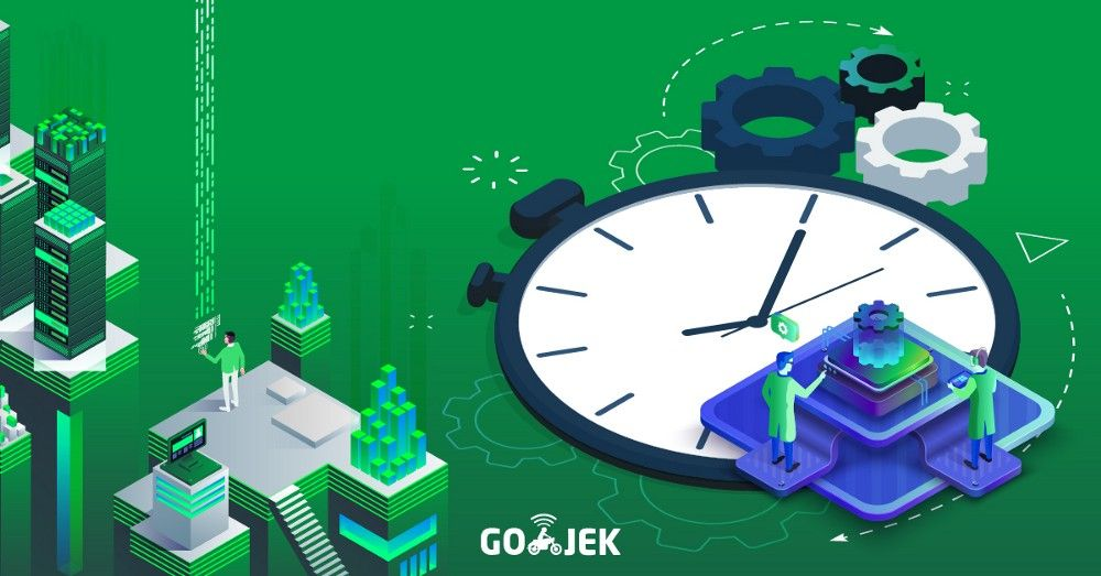 The story of a team focused on eventually automating everything for GO-JEK