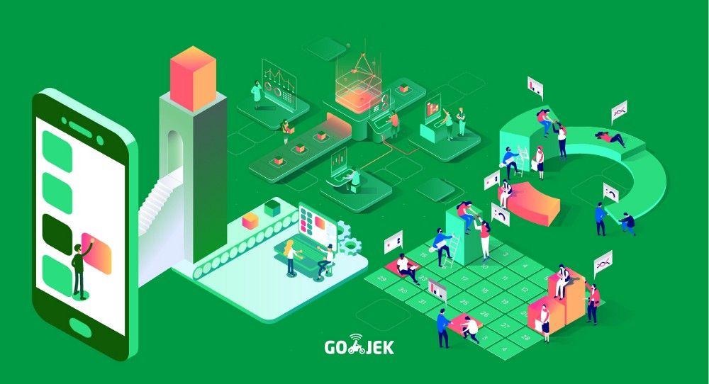 Data infrastructure at GO-JEK