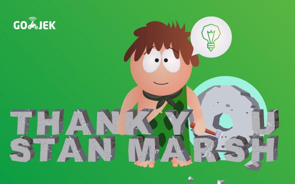 Thank You Stan Marsh