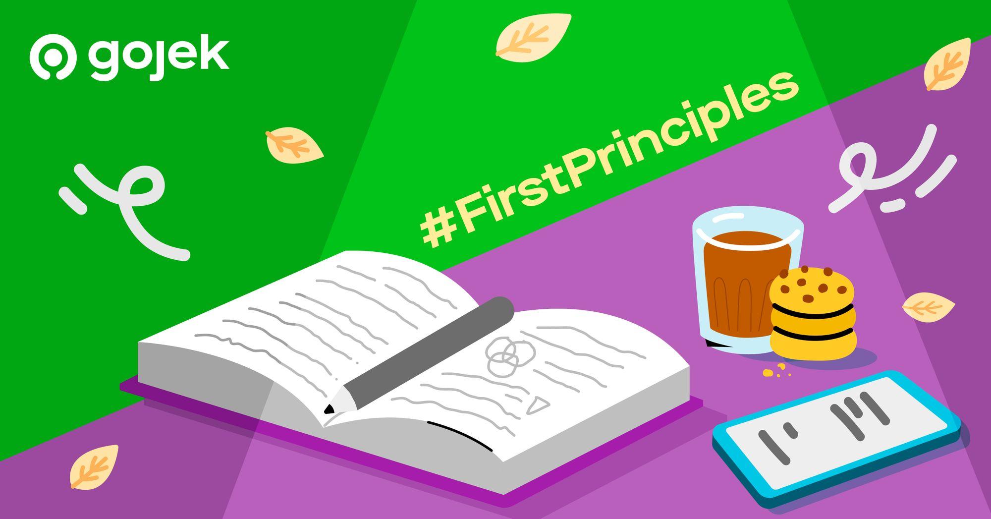 #FirstPrinciples with Gokul 'Godfather' Rajaram - The ShowNotes