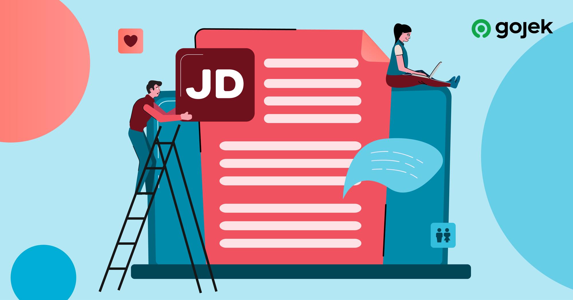 Creating Gojek's Book Of The Vishanti: Revamping Our 'Job Descriptions'