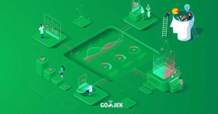 Anatomy and mindset of the data army at GO-JEK